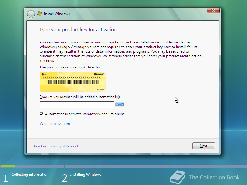 activate windows 7 ultimate with product key